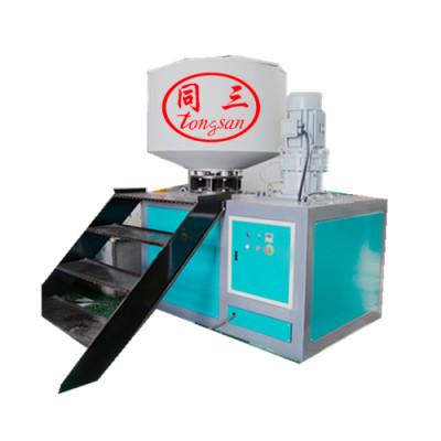 Tongsan SHL500A raw material  mixer for PP corrugated sheet raw material mixing