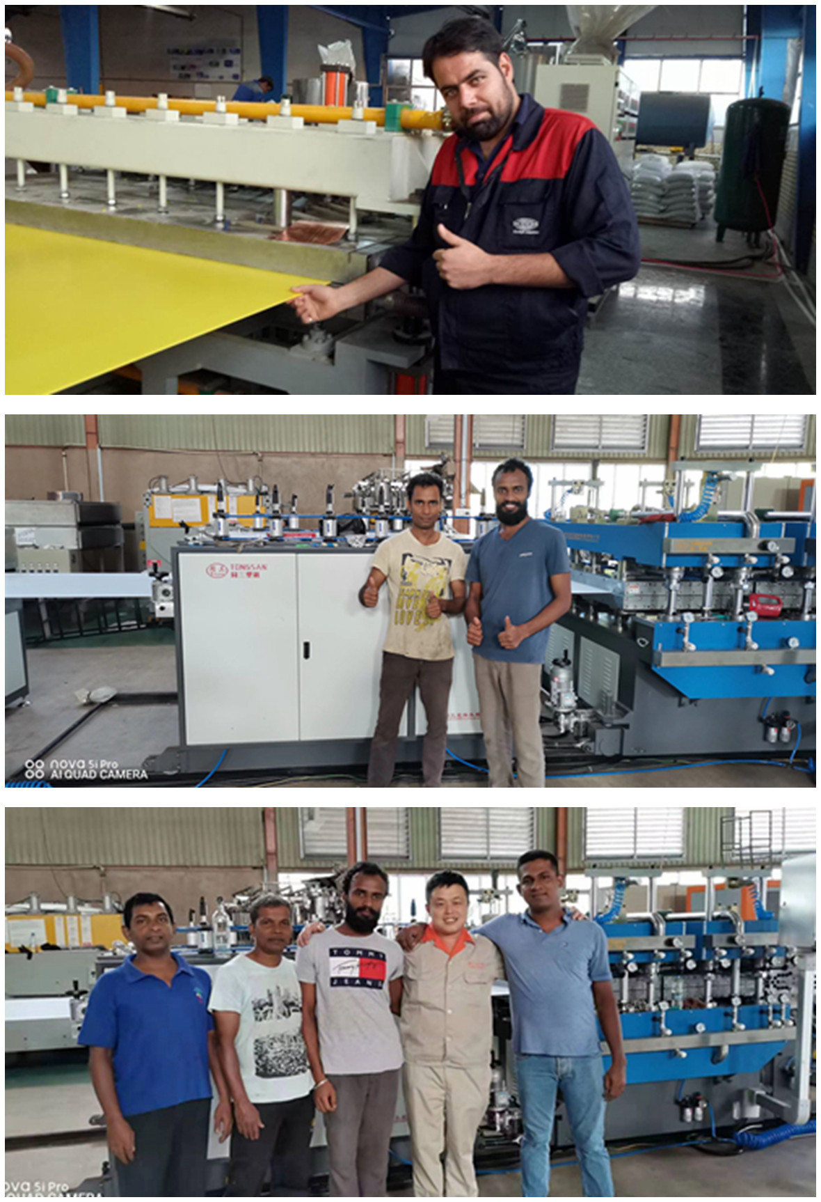 Tongsan customers