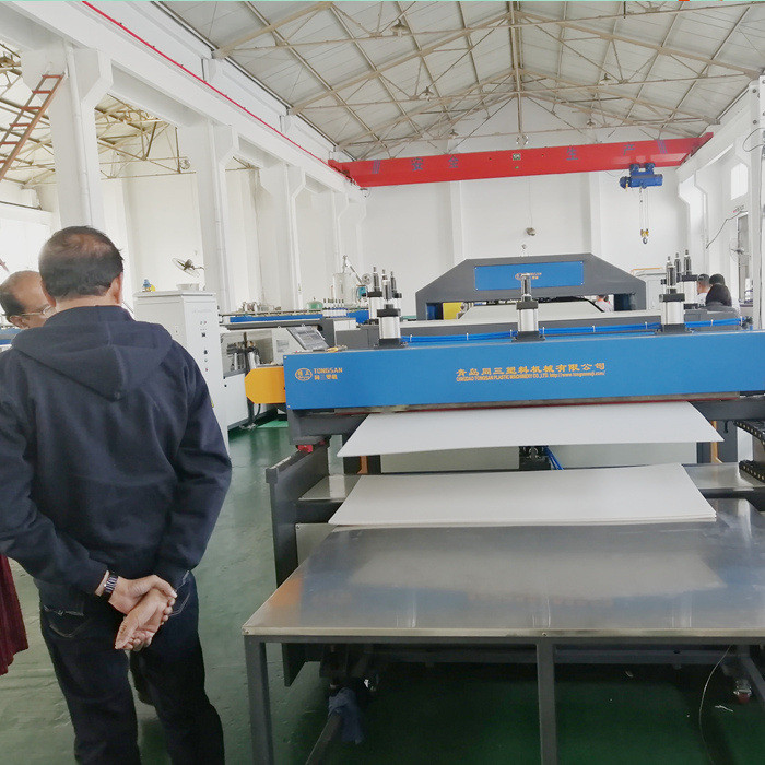 Tongsan pp sheet machine
