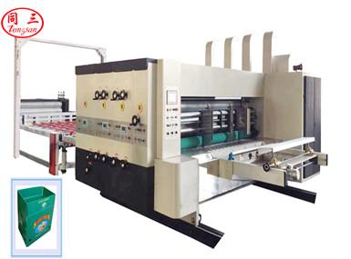 Auto Printing and Die Cutting Machine