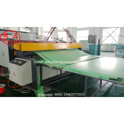 PP Hollow Sheet Co-Extrusion Machine Line