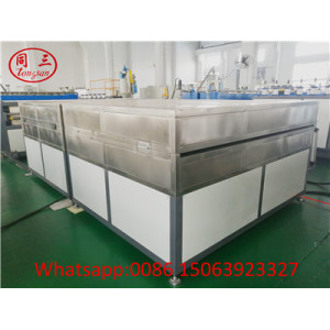 PP PE PC Plastic Hollow Corrugated Plate Making Machine ---Stress remover heating oven