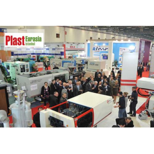 Tongsan take part in Plast Eurasia İstanbul 2019