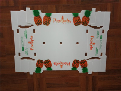 PP hollow printing sheet
