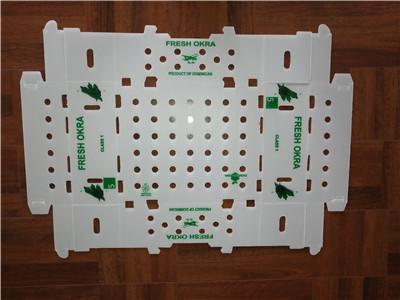 hollow sheet box die cuuting