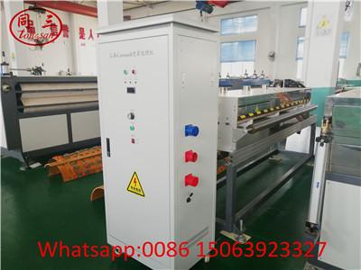 Corona treatment machine