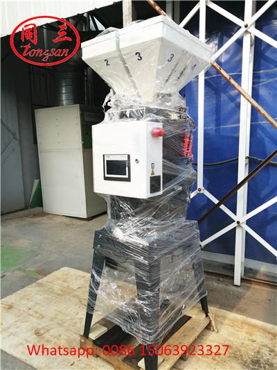 How to mixer  PP hollow sheet raw materials ?