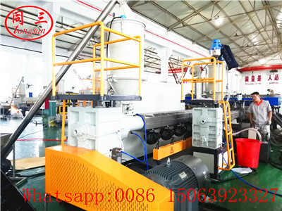 Extruder for PP hollow box making machine