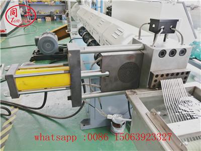 Waste PP PE HIPS ABS PC granulating making machine