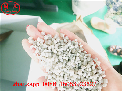 Waste PP granulating making machine