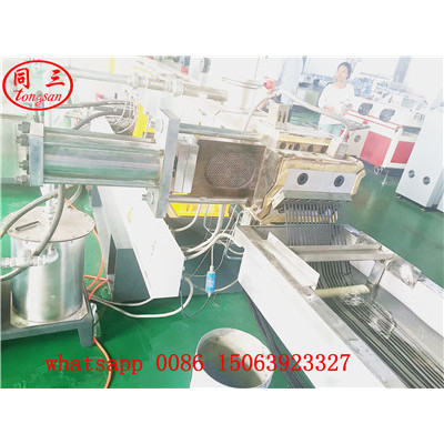 300-400kg/h PP filler masterbatch making machine