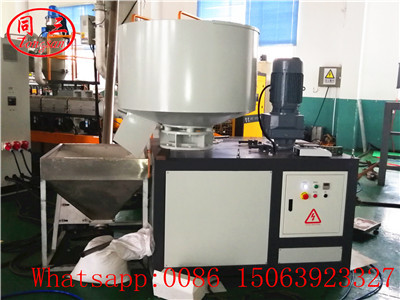 500kg raw material mixer for PP hollow corrugated sheet  machine