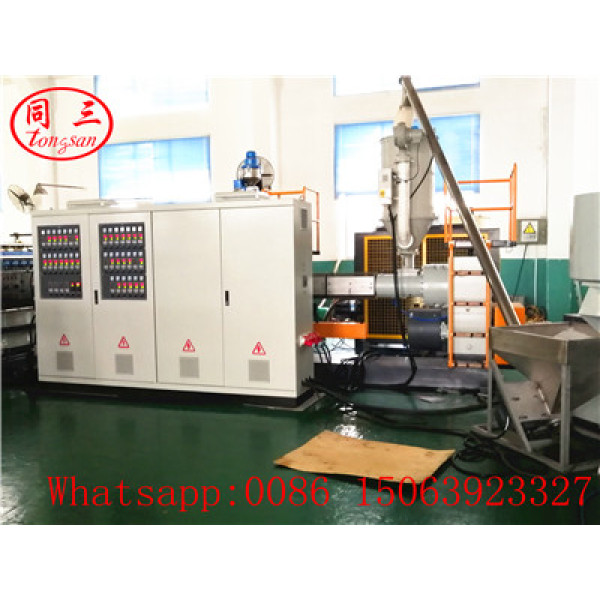 1700mm PP Hollow corrugated box sheet making machine