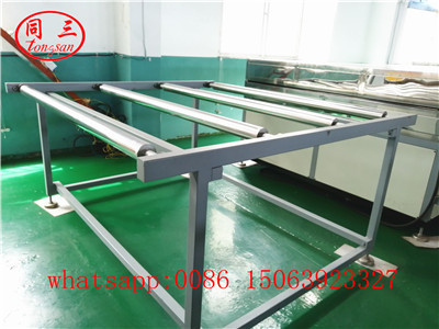 PP hollow sheet Cooling stacker