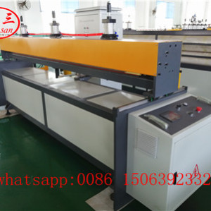 2100mm PP Hollow corrugated box sheet making machine