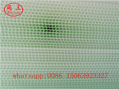 Tongsan PP hollow sheet