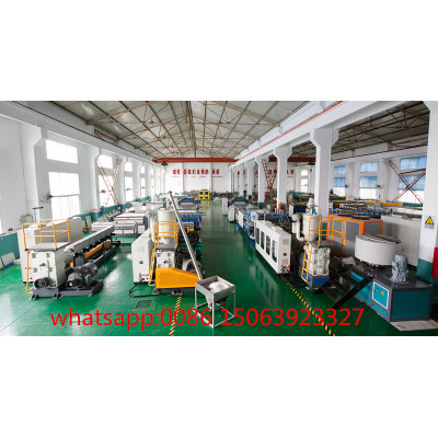 TS-1400 PP Hollow  Corrugated Sheet Machine China Plastic Hollow Sheet Machine Manufacturer Tongsan