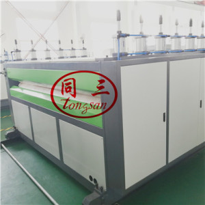 PP PE PC Plastic Hollow Corrugated Board Making Machine ---Haul off device