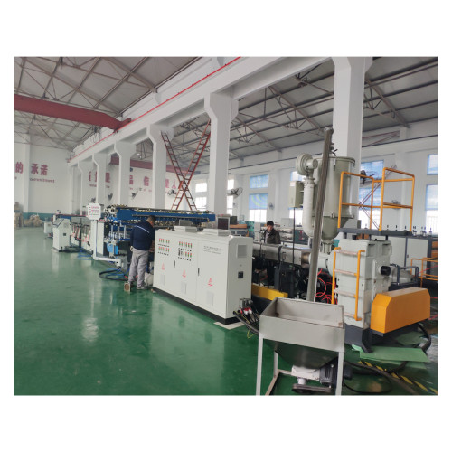 1200mm PP plastic construction template production machine