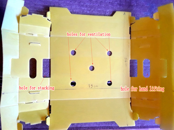 Plastic box automatic die cutting machine with wastage cleaning