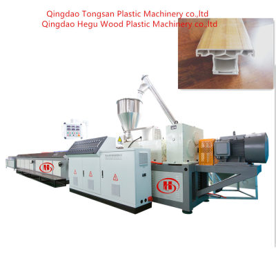 UPVC Windows and Doors Plastic Profile Machine Manufacturer with Ce