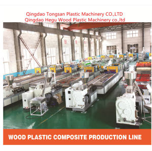 WPC Celluka Foam 3-40mm WPC Solid Door Board Manufacturing Machine / PVC Foam Board Co-extruder Making Machine / Wood Plastic Composite  Celuka Plate Production Line