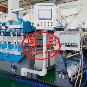 2600 type  high output PP hollow corrugated sheet making machine