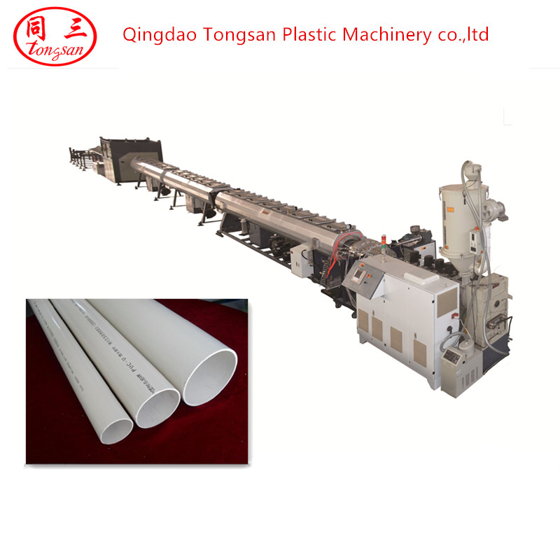 UPVC CPVC PVC Pipe Extruder Production Line/PVC Pipe Machine