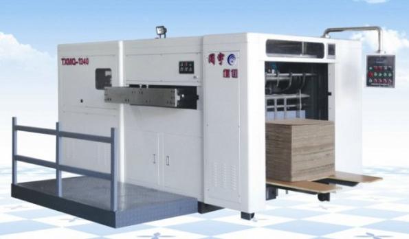 Tongsan Automatic die cutting machine