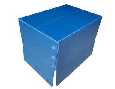 TONGSAN semi-automatic binding machine PP corrugated sheet box making