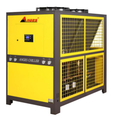 10HP Angus Air Cooling Water Chiller for PP corrugated sheet   production line