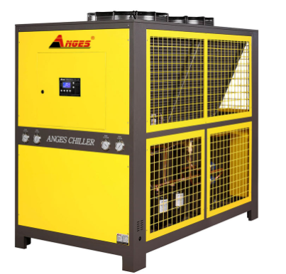 20HP Angus Air Cooling Water Chiller for PP corrugated sheet   production line