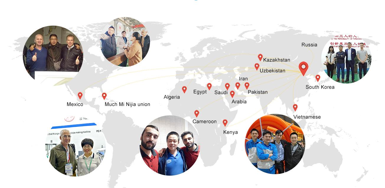 Qingdao Tongsan In India Plas 2019