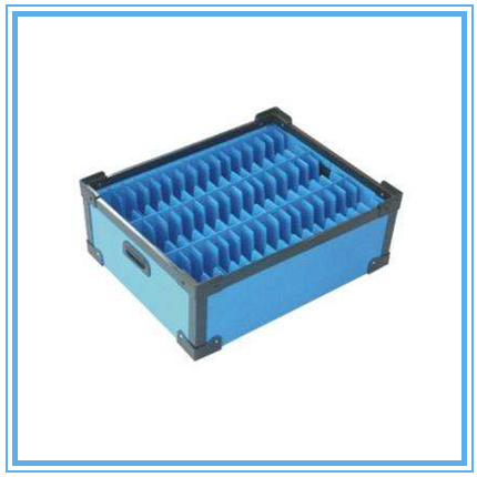Application of plastic hollow board in industrial packaging