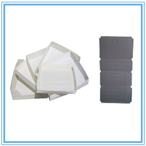 Ecuador customer order 2100 mm PP hollow corrugated sheet extrusion making machine