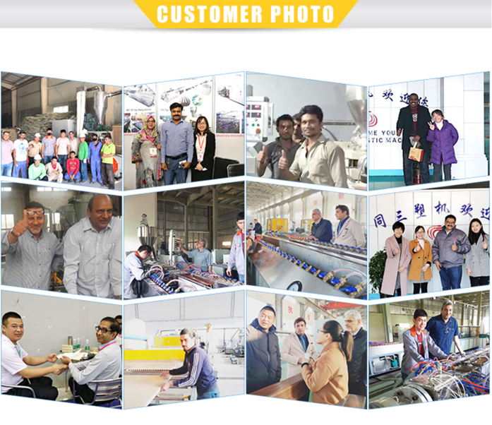 Tongsan customer all over the world
