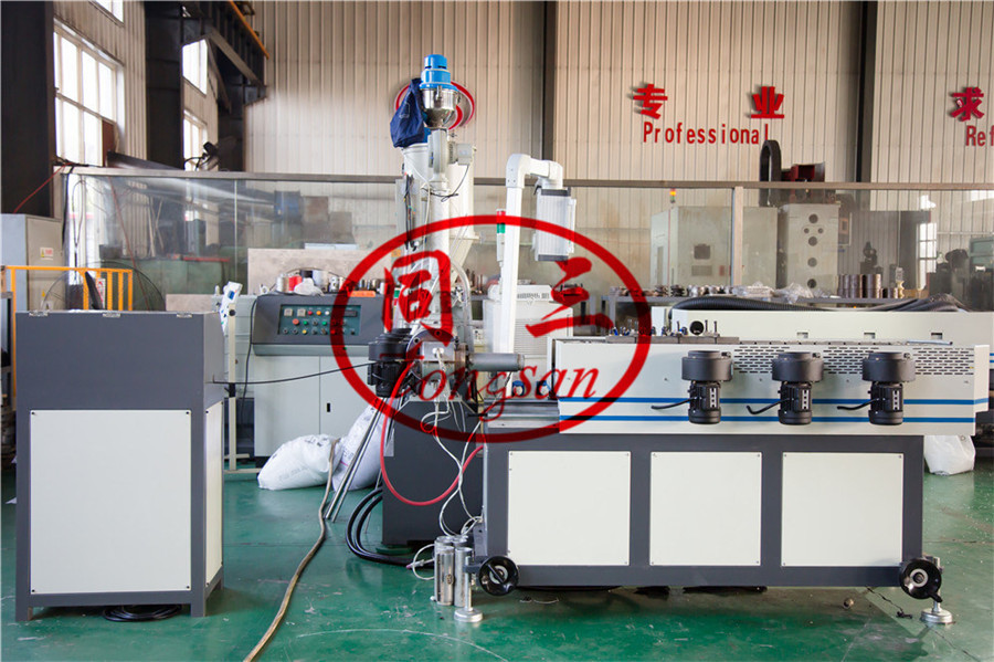 corrugated pipe machine factory
