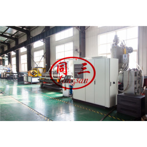 double wall corrugated pvc pipe machine factory/ double wall drain pipe machine