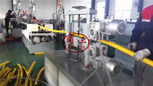 50-300mm dwc conduit pipe making machine supplier in China