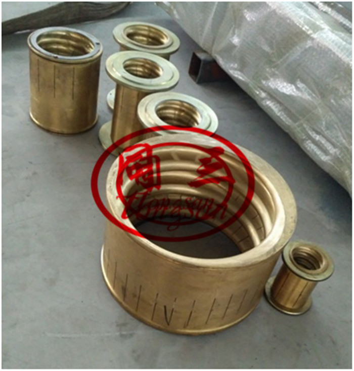 spiral corrugated pipe die unit