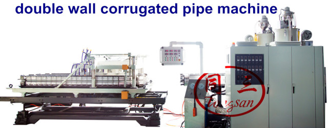 machine à tubes ondulés