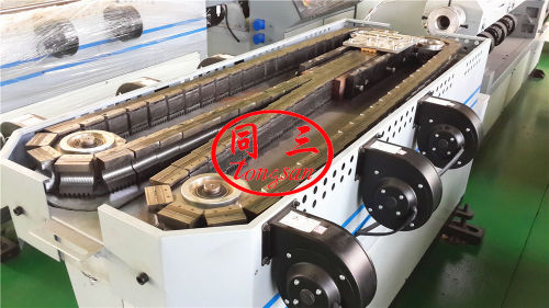 single wall corrugated pipe plant cost in China with factory cost