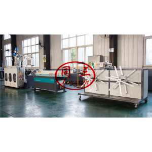 professional hdpe corrugated pipe extruder machine manufacturer