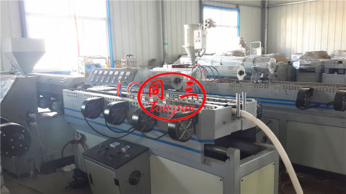 magic pipe extrusion line manufacturer factory price magic pipe extruder line
