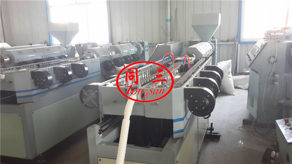 magic pipe extrusion line