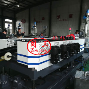 flexible pipe corrugated machine for corrugated flexible pipe machine