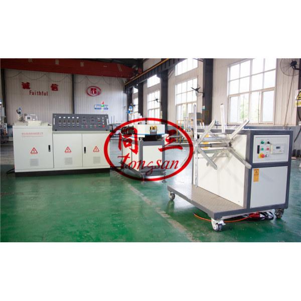 corrugated flexible pipe machine supplier cost