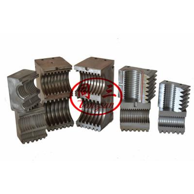corrugated pipe mould machine with German CNC machine