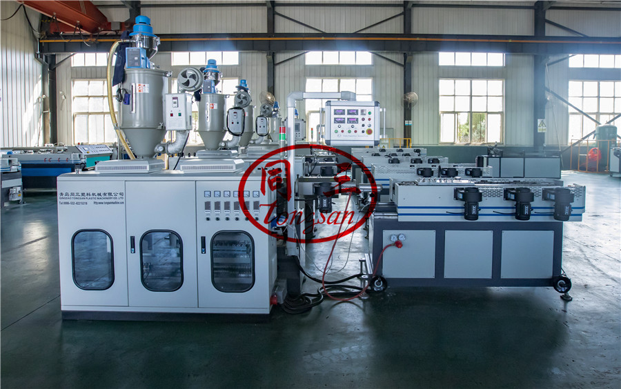 how will Tongsan help me to make a corrugated pipe plant