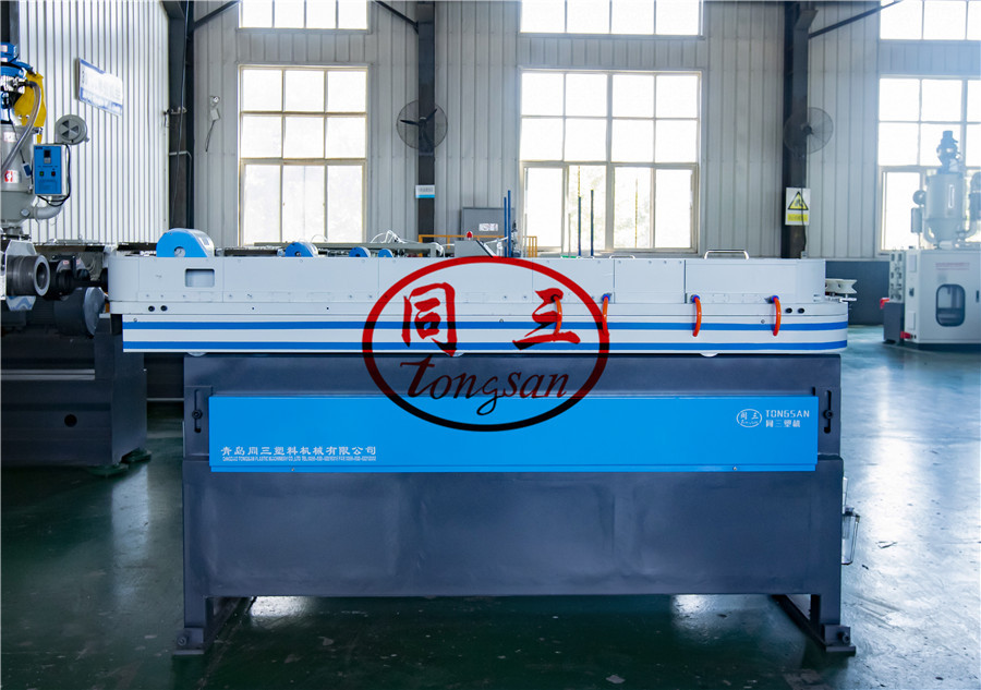 corrugated pipe machine manufacturer